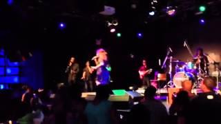 "Syleena Johnson ""I Am Your Woman"" Highline Ballroom"