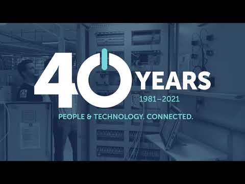 Beijer Electronics 40 years in business 1981-2021
