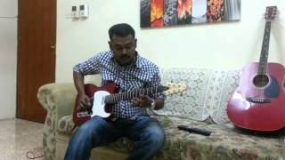 Tuhi To Jannat Meri..Rab Ne..In Guitar By Abraham