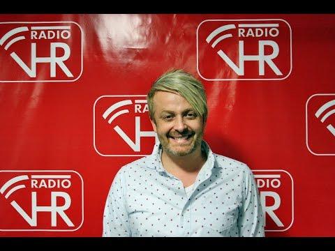 Ross Antony im Interview bei Radio VHR