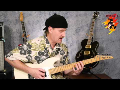 Up Around The Bend (CCR) - Guitar Chords Lesson