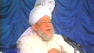 Urdu Majlis-e-Irfan London 2nd August 1996 - Islam Ahmadiyya