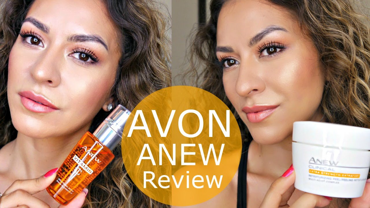 avon skin care reviews