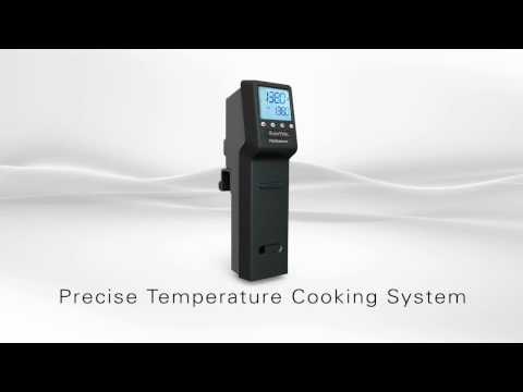 Design Features of the SousVide Professional