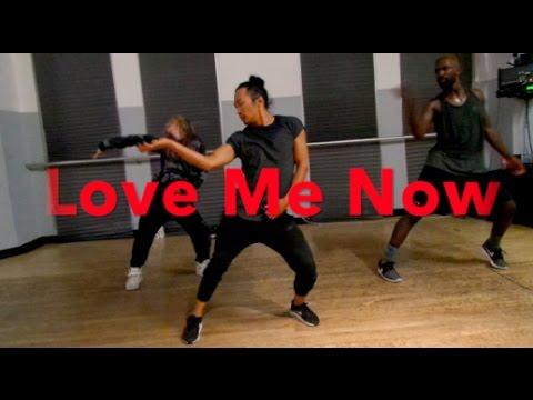 John Legend   Love Me Now   Choreography by Viet Dang