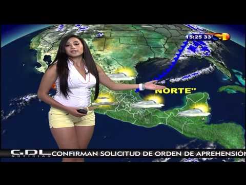 Susana Almeida Clima del 19 de Abril de 2013