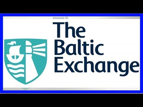 Baltic exchange shipping insights