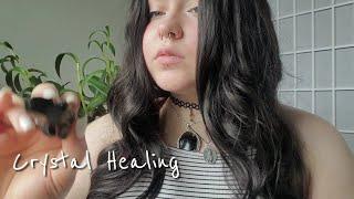 ASMR Crystal Healing for Self Love
