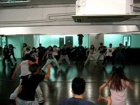 Intermediate Hip Hop at Studio Danz  Hilary Thompson guest teacher