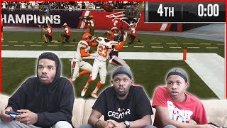 The CRAZIEST Play To End A Game! No Time On The Clock! - MUT Wars Ep.79