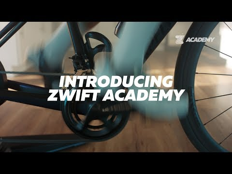 Catching up with Zwift – Academy enrollment, Classic race series & new TT mode