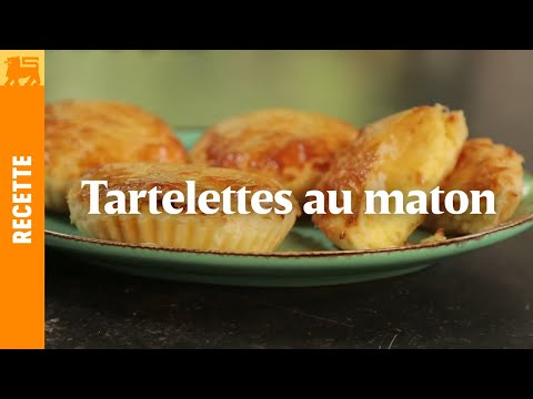 Tartelettes au maton