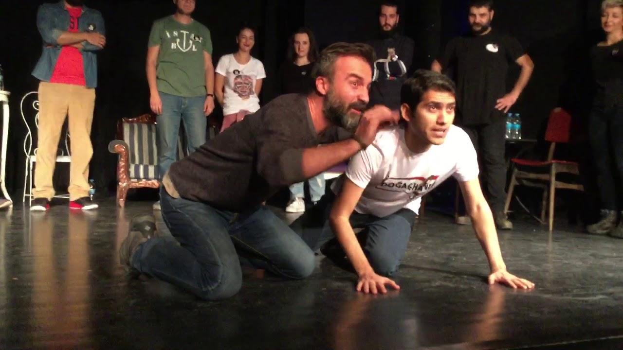 7. İzmir Doğaçlama Tiyatro Festivali - Açılış Isınması