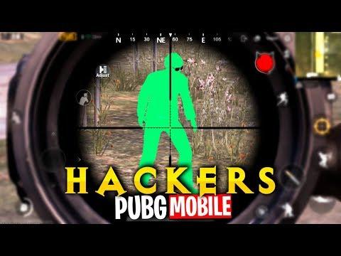 Por favor Tencent Games, acabad con los HACKERS en PUBG MOBILE!
