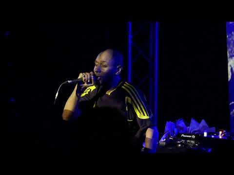 Yasiin Bey plays Madlib and J Dilla - 5 (New Morning - Paris - November 10th 2018)