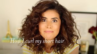 My BIG Curly Hair Tutorial | LOTS OF VOLUME