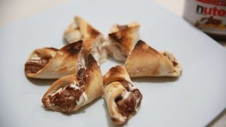 How To Prepare Yummy S'mores Roll Ups - Diy Food & Drinks Tutorial - Guidecentral