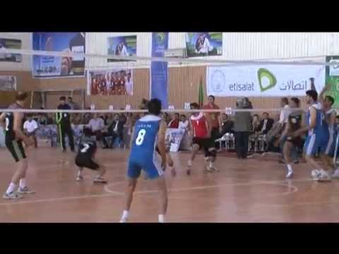 Etisalat Afghanistan Sports/Etisalat Felicitates The Afghanistan volleyball champions