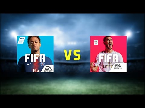 FIFA 19 Mobile Vs FIFA 20 Mobile (Gameplay)