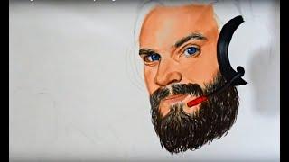 Drawing PEWDIEPIE - Felix Kjellberg