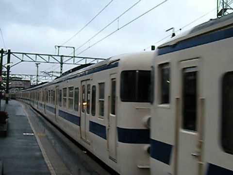 415系3123M 南福岡発車