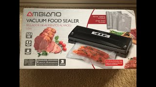 Cheapest vacuum sealer for Sous vide cooking