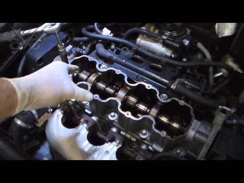 Oficina Mecânica - 22-05-2014 - Troca dos Tuchos e Balancins - Fiat Stilo 1.8 8v. 2007
