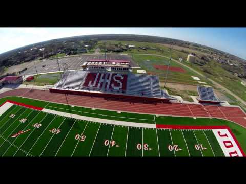 Jourdanton Indian Stadium