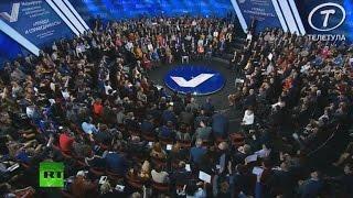Путин о ситуации с цыганами в Плеханово: нужно навести порядок без резких движений
