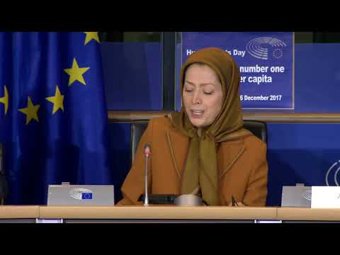 #Iran: 'The international community must hold the Iranian regime accountable for their crimes'