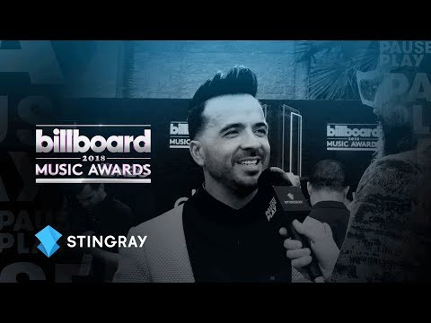 2018 Billboard Music Awards | Luis Fonsi, Bhad Bhabie & more | Stingray PausePlay interviews