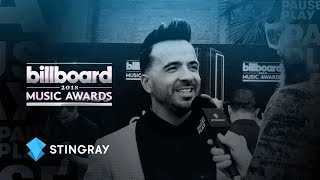 2018 Billboard Music Awards | Luis Fonsi, Bhad Bhabie & more | Stingray PausePlay interviews