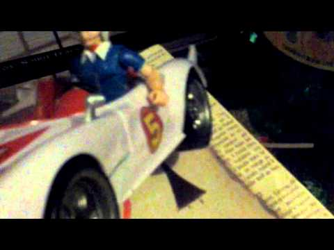 Toy review speed racer and mach 5