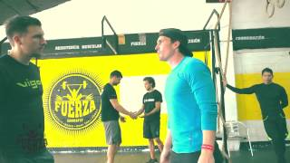 Freestyle Connection en Fuerza CrossFit