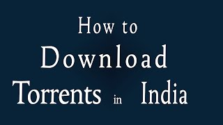 How to Open Banned Torrent Websites in India 100% Working (February  2018 Updated)