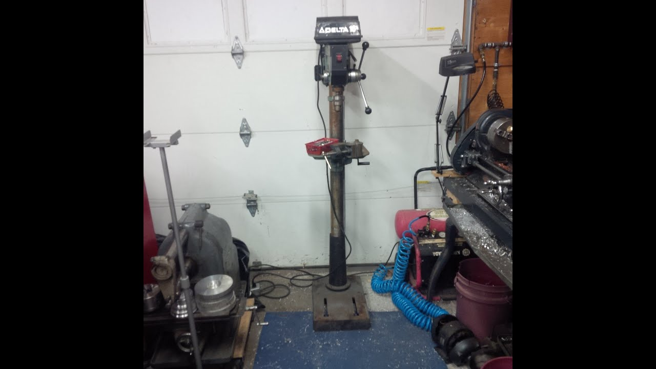 ToolScore Delta 17-901 Drill Press