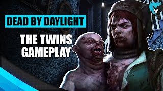 The Twins Gameplay DBD | Dead by Daylight The Twins Killer Gameplay