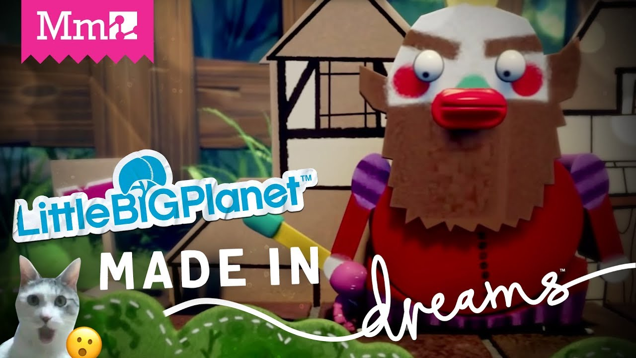 Media Molecule 'remakes' LittleBigPlanet with its next game