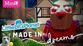 LittleBigPlanet in #DreamsPS4