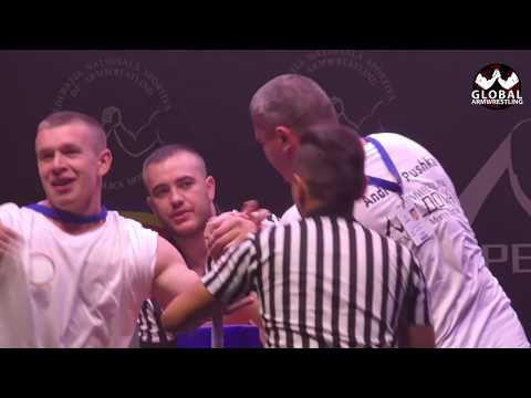 ARM WRESTLING HIGHLIGHTS MOLDOVA 2018