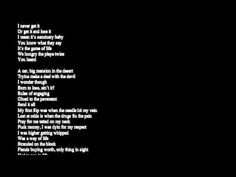 French Montana - Sanctuary(lyrics on screen)