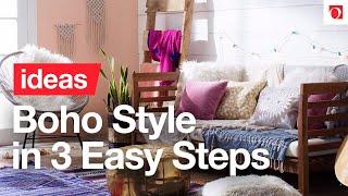 Go Boho Chic In 3 Easy Steps – Overstock.com