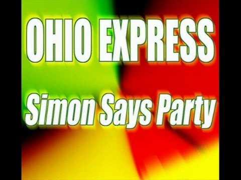 OHIO EXPRESS - Simon Says Party.wmv
