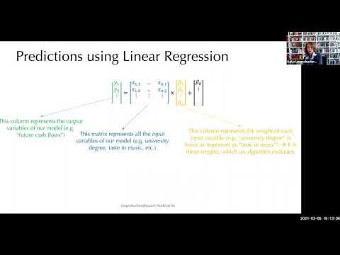 The 3rd Edinburgh Fintech Law Lecture - Katja Langenbucher
