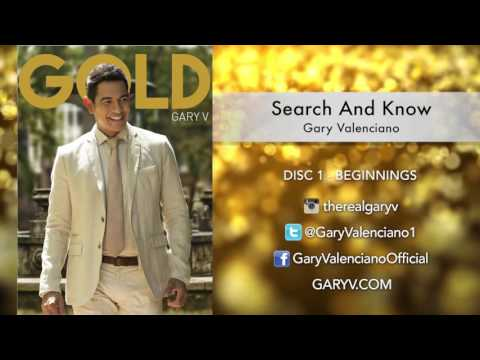 Gary Valenciano Gold Album -  Search And Know