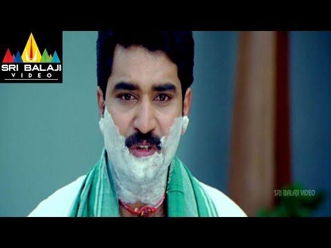 Cara Majaka Movie Rajeev Kanakala intro Scene   Geethika, Sangeetha   Sri Balaji Video