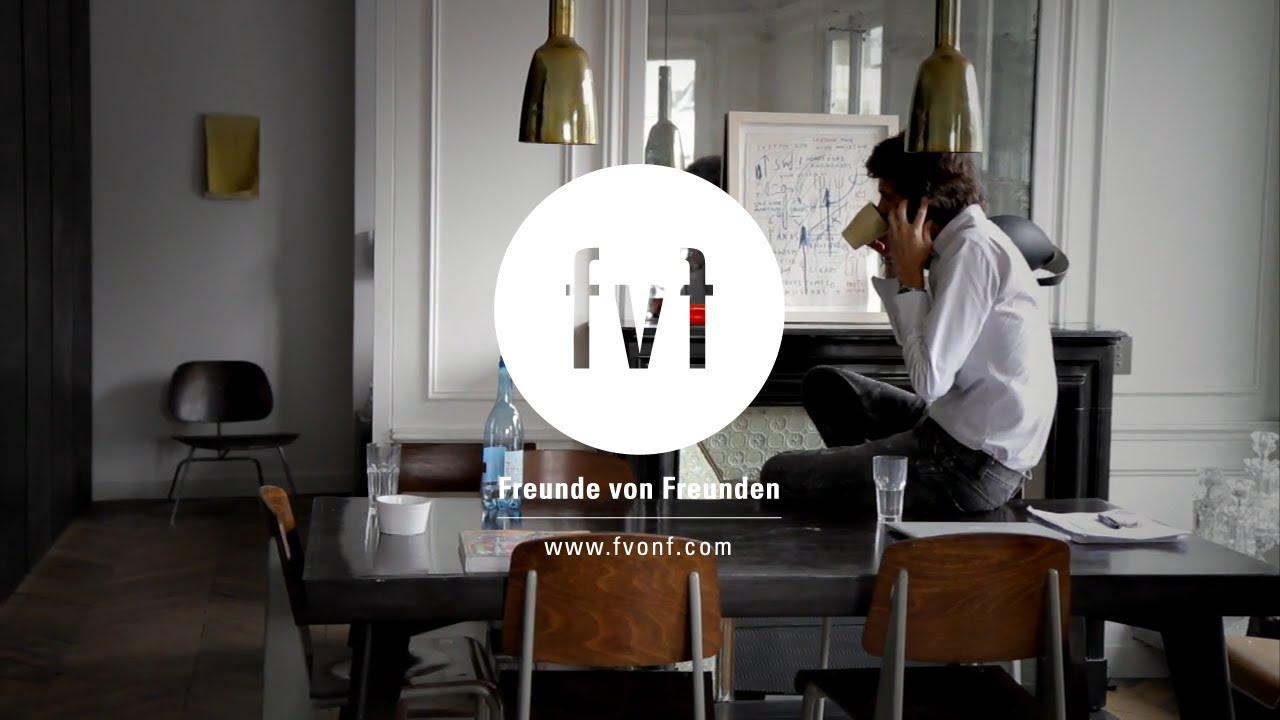 freunde von freunden joseph dirand youtube. Black Bedroom Furniture Sets. Home Design Ideas