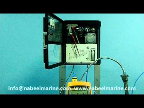NAKAKITA TEMPERATURE CONTROLLER 0-150 Nabeel Marine Trading