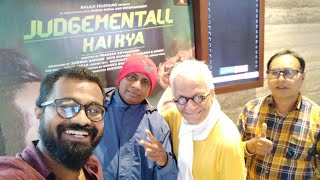Judgementall Hai Kya public review by Three Wise Men - Hit or Flop?