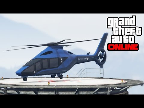 GTA 5 Finance & Felony: New 'VOLATUS' Helicopter Showcase! - Is It Worth It? (GTA 5 DLC)
